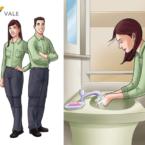 01 - Criação Personagens - Vale - Manjericão Propaganda - Pintura Digital