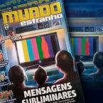 01 - Ilustração de capa - Revista Mundo Estranho - Editora Abril - Pintura Digital
