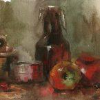 01---Releitura-artista-Qiang-Huang---Aquarela-e-guache
