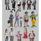 03 - character design_Alegria