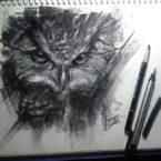 04 - Owl - Carvão
