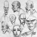 04 - skecht_faces