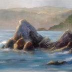 09 - Landscape - Aquarela