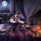 10 - Bela Adormecida - QG Propaganda - Pintura Digital