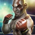 14 - Kratos MMA - Pintura Digital